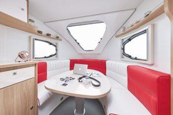 Liberty 490 SA (Front Lounge)